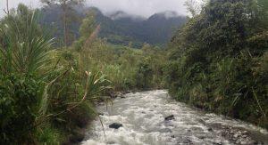 Mindo Ecuador river