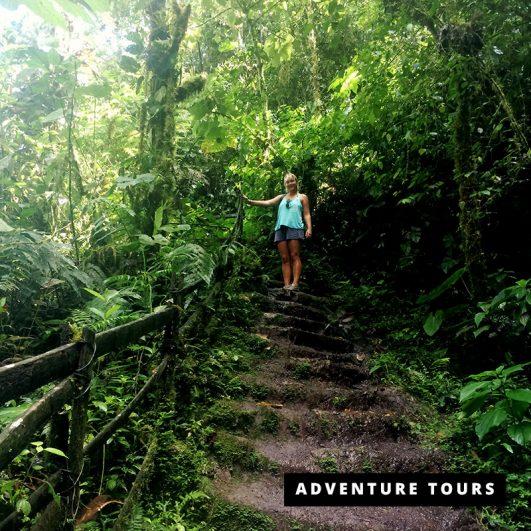 Mindo | Hiking Tour – 5 days