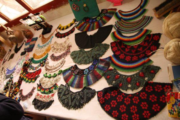 Saraguro crafts