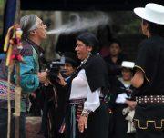 Saraguro shaman