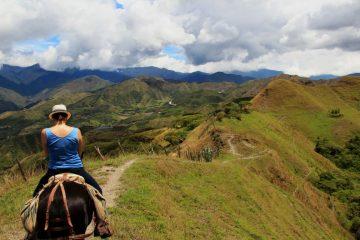 vilcabamba view j and trail Medium
