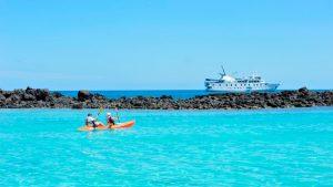 Galapagos Cruise La Pinta Luxury Yacht
