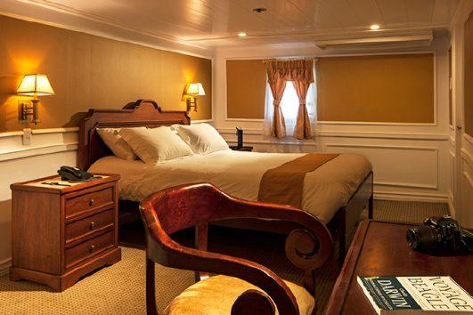 Albatross deck master suites