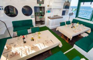 Nemo II Dining room