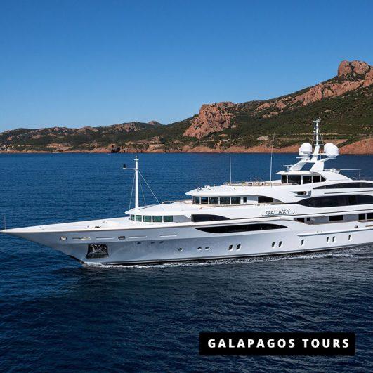 Galaxy Motor Yacht