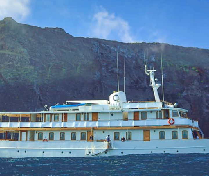Galapagos Cruise Grace