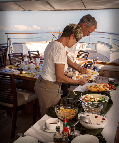 grace-yacht_cuisine