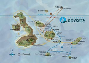 Odyssey Itineraries