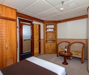 Matrimonial cabin