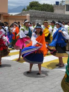 Indigenous Festivals of Ecuador