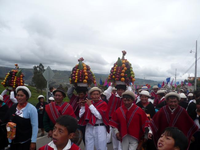 Read more about the article Indigenous Festivals of Ecuador