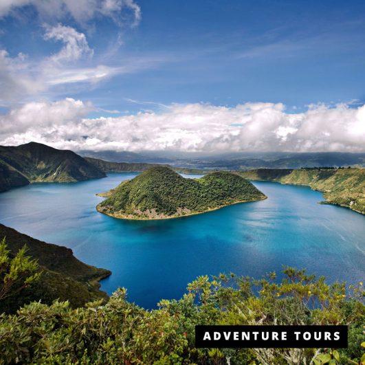 Otavalo, Cotacachi & Cuicocha Lake Tour