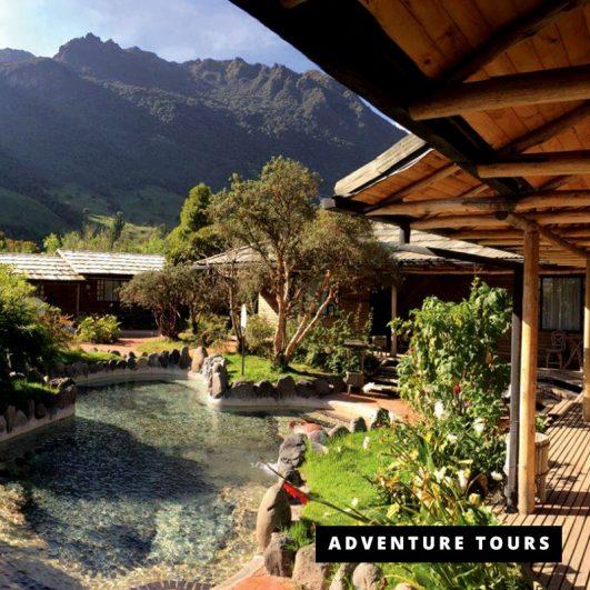 Papallacta Hot Springs