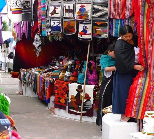 Otavalo Indigenous Market Private Tour