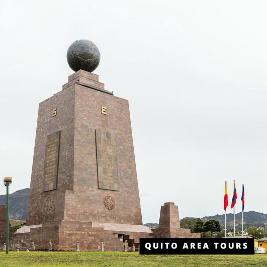 Equador Monument