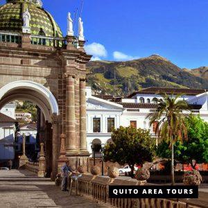 Quito City Tour - Birdwatching Galapagos Cruises