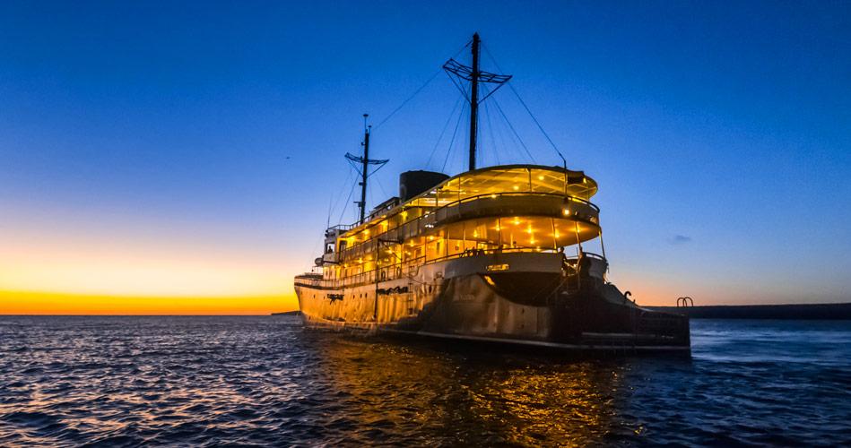 Evolution Galapagos Ship Features - Birdwatching Galapagos Cruises