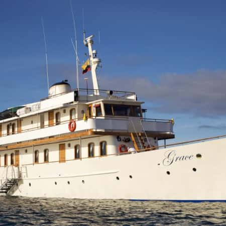 Grace Galapagos Motor Yacht