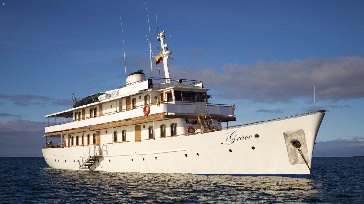 Grance Galapagos Cruise
