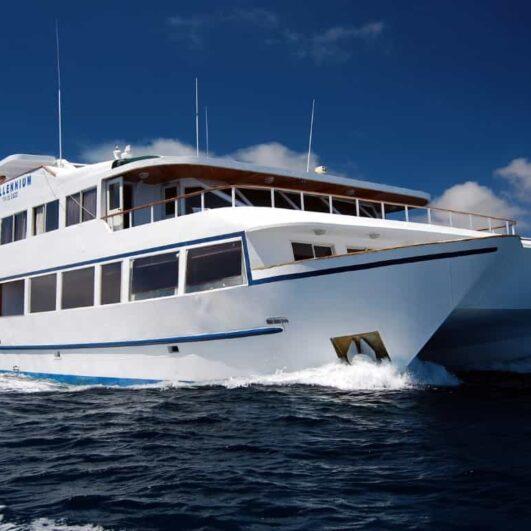 Protected: Millennium Galapagos Catamaran