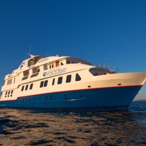 Natural Paradise 450 - Birdwatching Galapagos Cruises