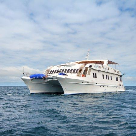 Archipel I Galapagos Catamaran