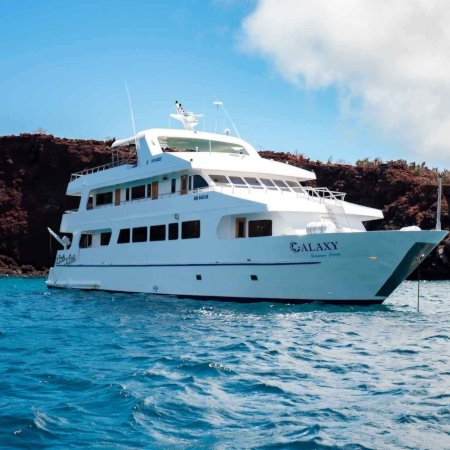 Galaxy 450 - Birdwatching Galapagos Cruises