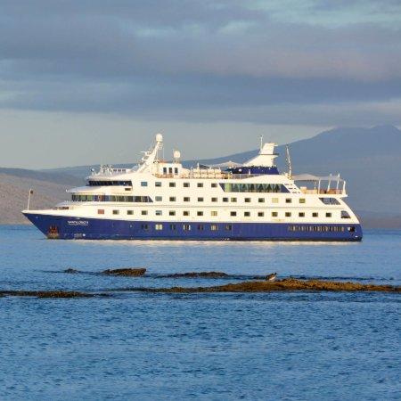 Santa Cruz II Galapagos Ship
