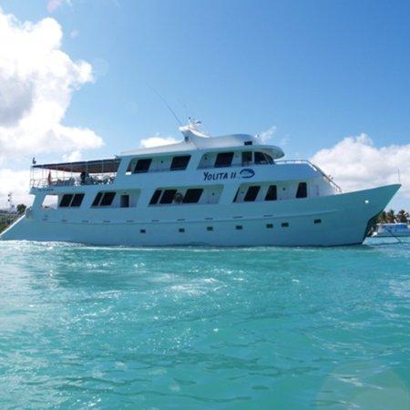 Yolita Galapagos Yacht