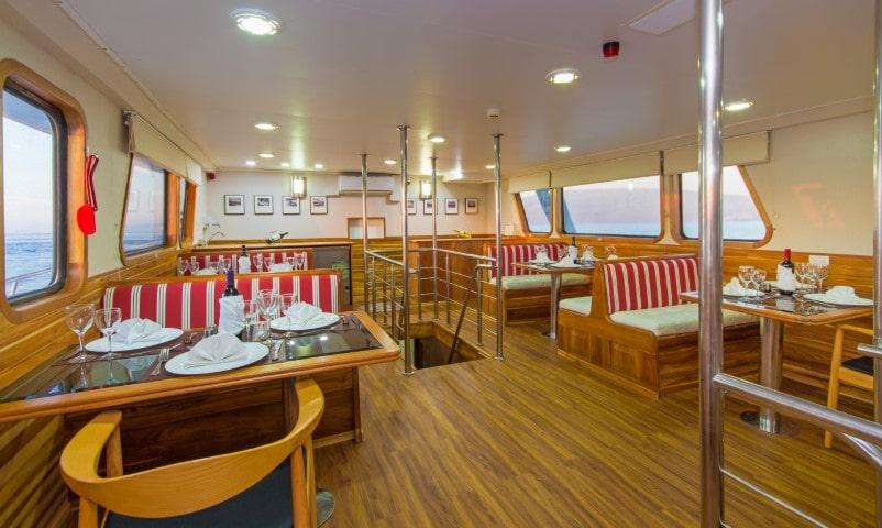 Blue Spirit 3 - Birdwatching Galapagos Cruises