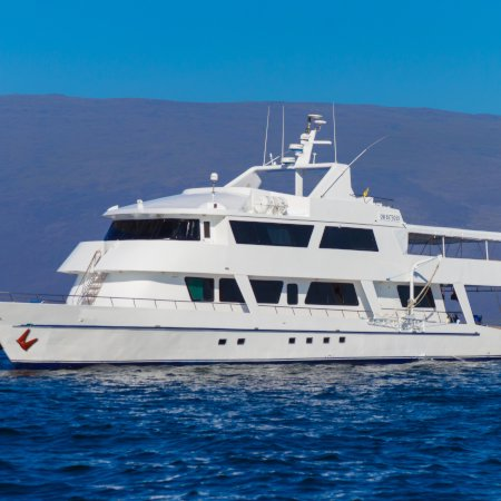 Blue Spirit 450 - Birdwatching Galapagos Cruises