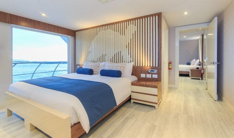 Elite cabin2 - Birdwatching Galapagos Cruises