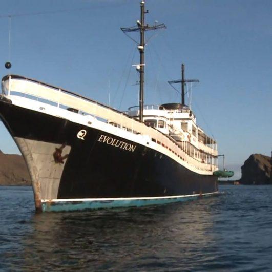 Evolution Galapagos Cruise Ship 2