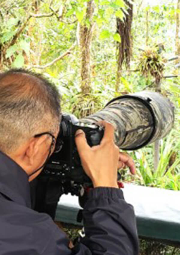 bird photographer ecuador -