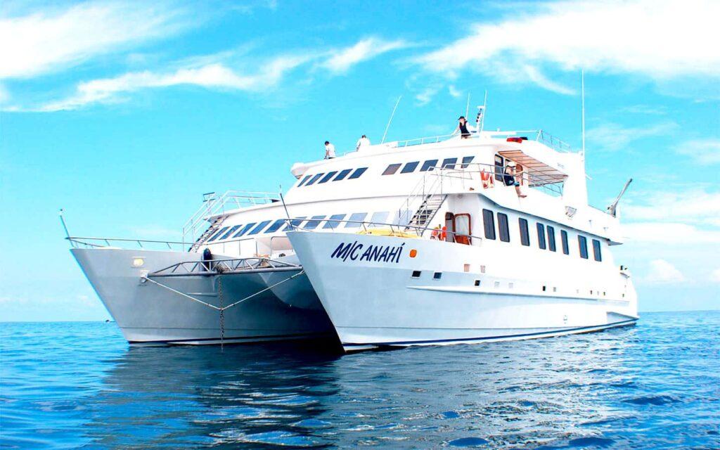 Anahi main - Birdwatching Galapagos Cruises