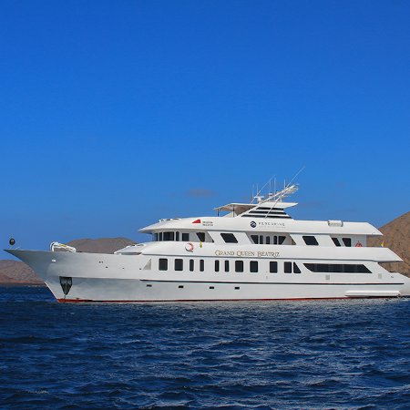 Grand Queen Beatriz Galapagos Yacht