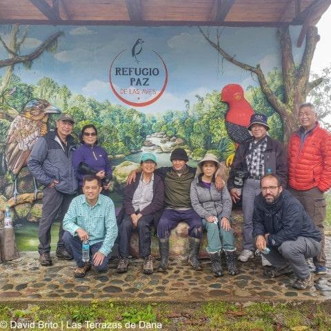 Refugio Paz de las Aves -