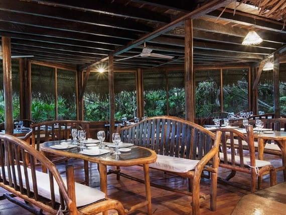 Sacha Lodge Restaurant