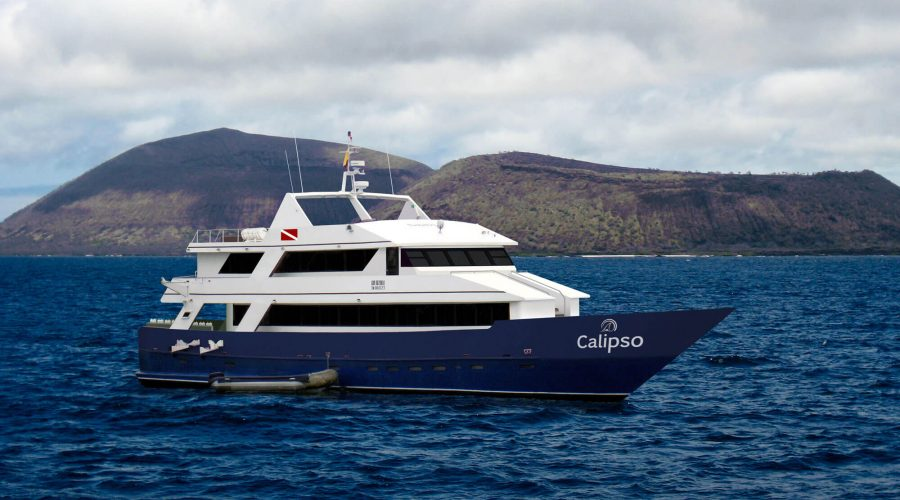 Calipso Galapagos Yacht