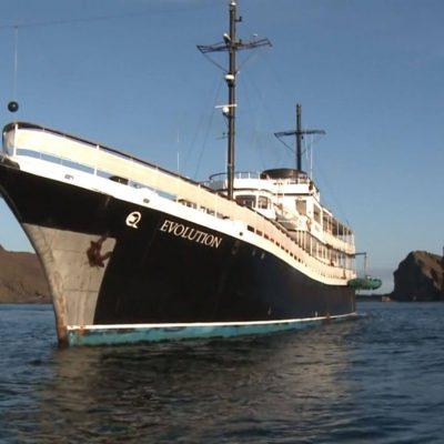 Evolution Cruise Ship