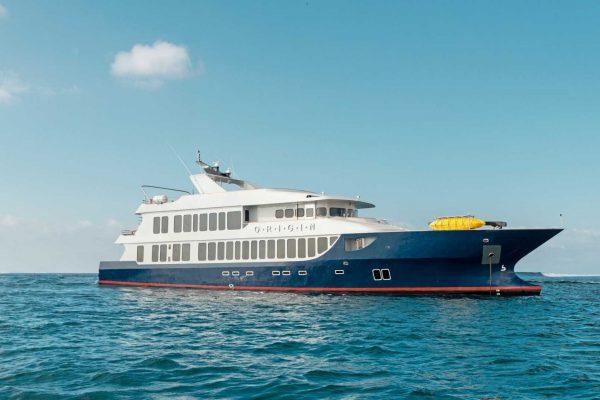 Origin & Theory Galapagos Yachts