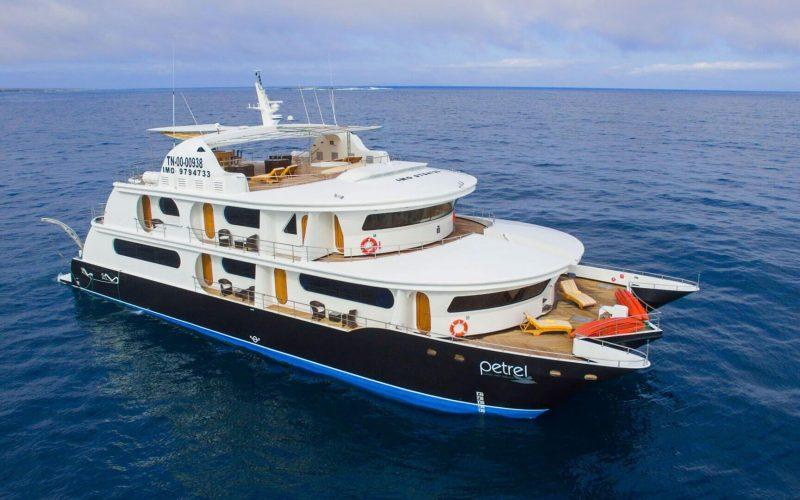 Petrel Galapagos Catamaran
